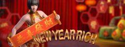เล่นสล็อต New Year Rich เครดิตฟรี