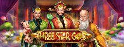เล่นสล็อตออนไลน์ Three Star God เครดิตฟรี