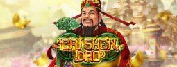 เล่นเกมส์สล็อตออนไลน์ Cai Shen Dao ฟรีเครดิต