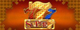 เล่นเกมส์สล็อตออนไลน์ Super 7 เครดิตฟรี