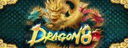 เล่นเกมส์สล็อตออนไลน์ Dragon 8 เครดิตฟรี