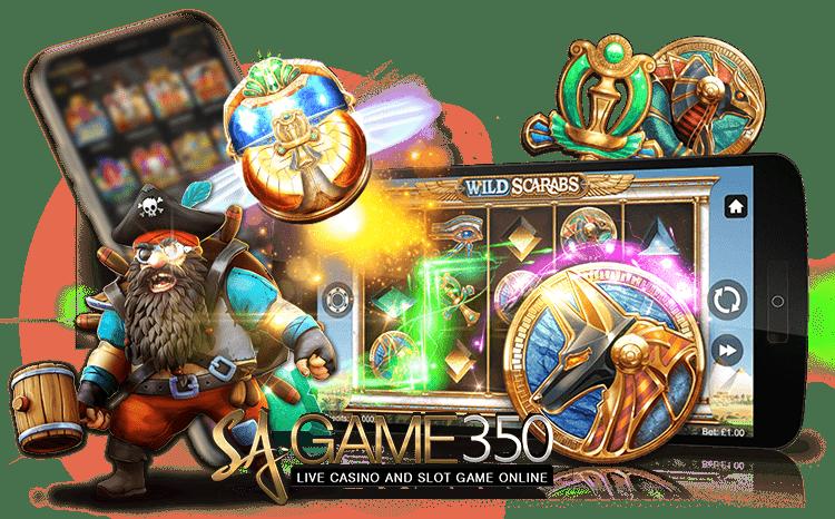 ยินดีต้อนรับสู่คาสิโนออนไลน์ SAGAME350