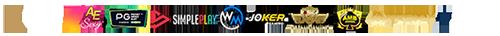 SAGAME350 เว็บรวมคาสิโนออนไลน์ที่ดีที่สุด SA GAMING AE CASINO JOKER PG WM SBOBET ครบทุกค่าย